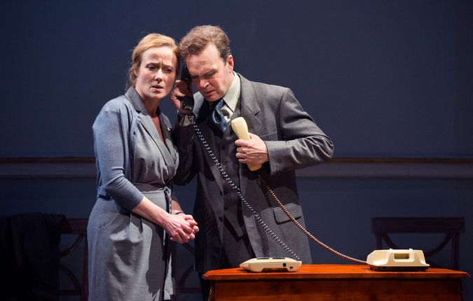 J.T. Rogers revisits the Oslo Accords between Israel and the Palestine Liberation Organization, creating personal catharsis and illumination from an international drama.