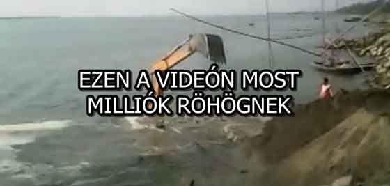 EZEN A VIDEÓN MOST MILLIÓK RÖHÖGNEK