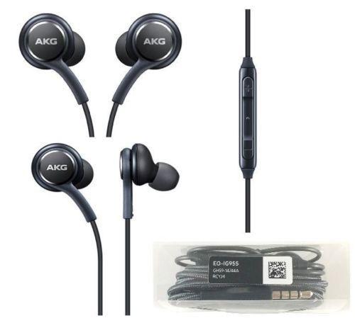 هندزفری اصلی گلکسی نوت 8 اس 8 اس 8 پلاس مدل Eo Ig955 Earphone 8 Buy Headphones Headset Akg