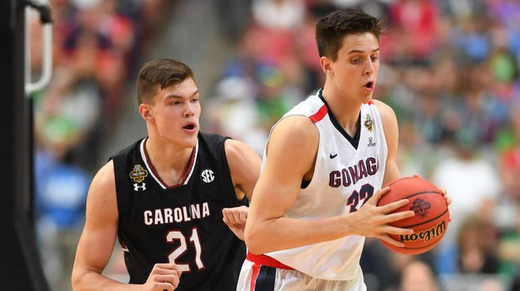 Who are you picking to win tonight? Gonzaga or North Carolina?    http://www.cbssports.com/college-basketball/news/final-four-2017-north-carolina-vs-gonzaga-is-most-appealing-title-game-in-ages/
