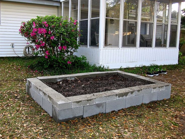 how to make textured cinder blocks
