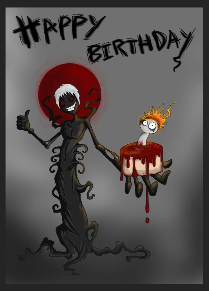 12 best birthday greetings for facebook images on pinterest happy spooky birthday greetings photo this photo was uploaded by find other spooky birthday greetings pictures and photos or upload your own wi m4hsunfo Gallery