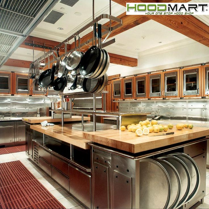 Best Commercial Kitchens Images On Pinterest Industrial