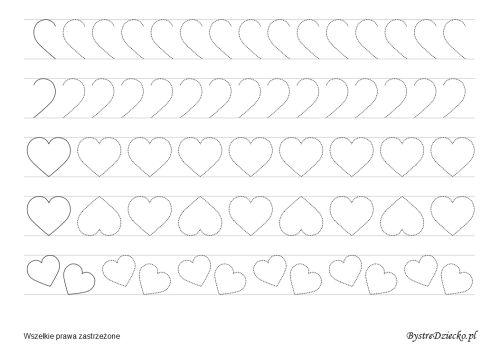 Szlaczki dla dzieci pomocą w kształceniu grafomotoryki, Anna Kubczak
