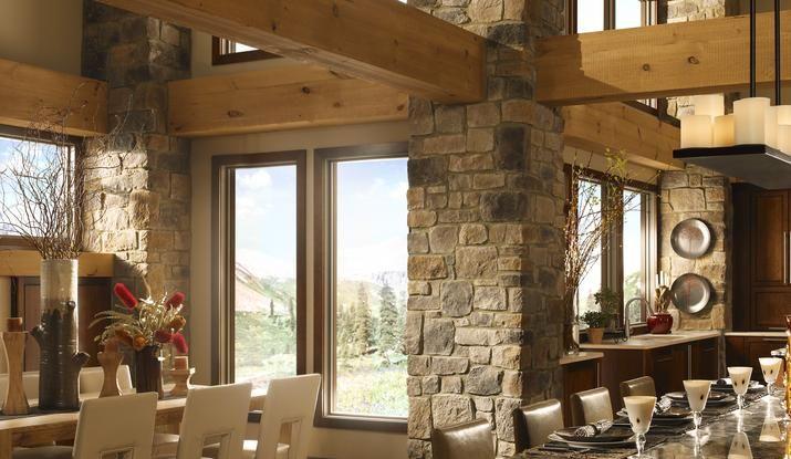 Best 25 eldorado stone ideas on pinterest stone for Eldorado stone kitchen