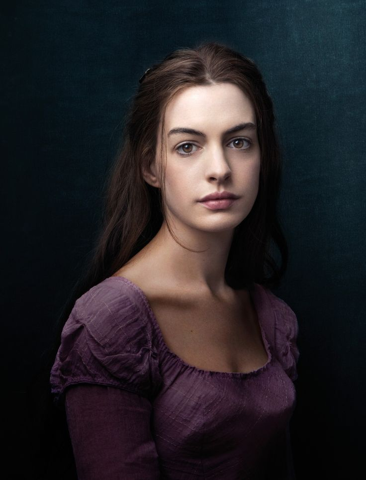 Anne Hathaway as Fantine in 'Les Miserables' (2012)