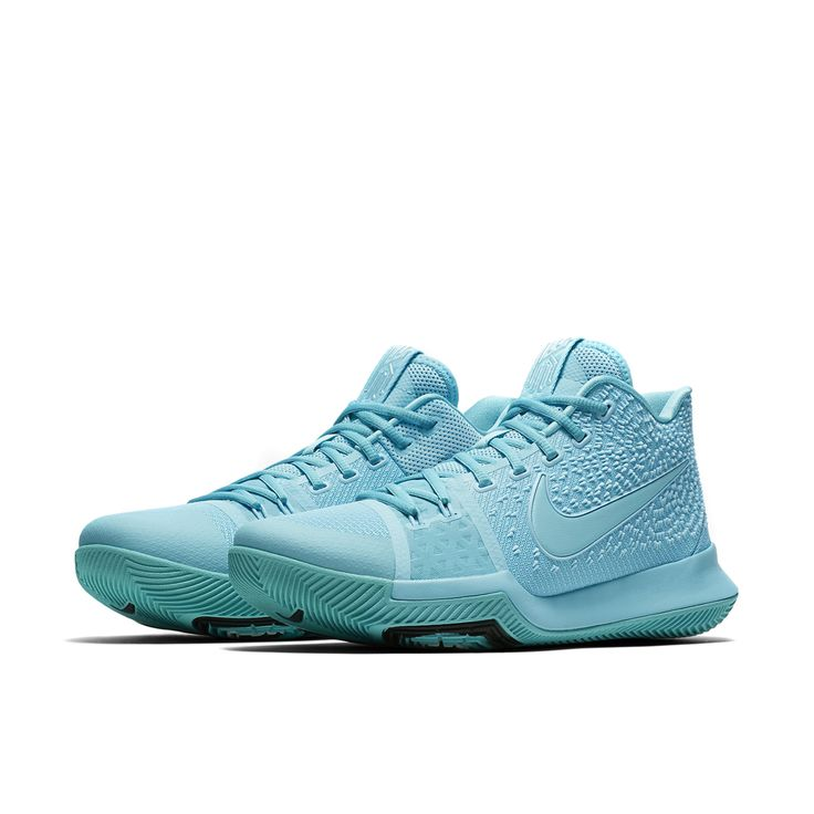 Nike Kyrie 3 (852396-401) Aqua  USD 90 HKD 710  New Arrival #solecollector #dailysole #kicksonfire #nicekicks #kicksoftoday #kicks4sales #niketalk #igsneakercommuinty #kickstagram #sneakflies #hyperbeast #complexkicks #complex #jordandepot #jumpman23 #nike #kickscrew #kickscrewcom #shoesgame #nikes #black #summr #hk #usa #la #ball #random #girl #adidas
