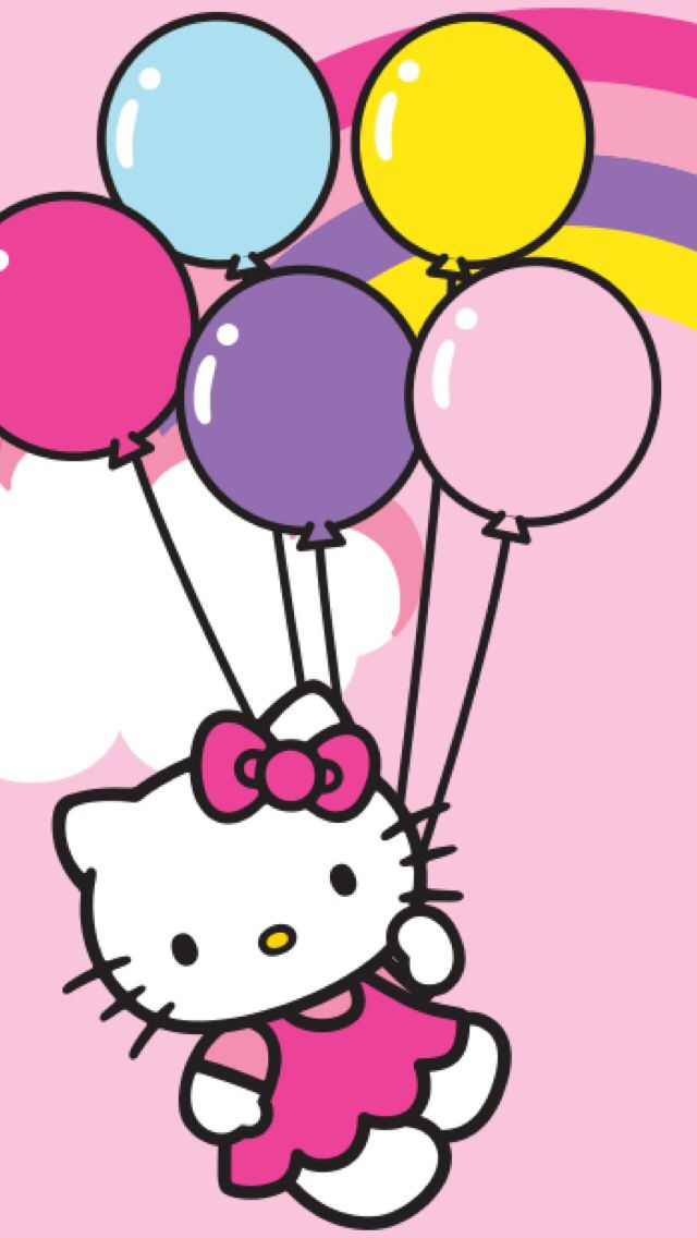 474 best Hello Kitty images on Pinterest Cat party, Wallpapers and - best of coloring pages hello kitty birthday