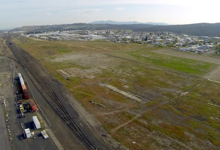 great northern rail yard now