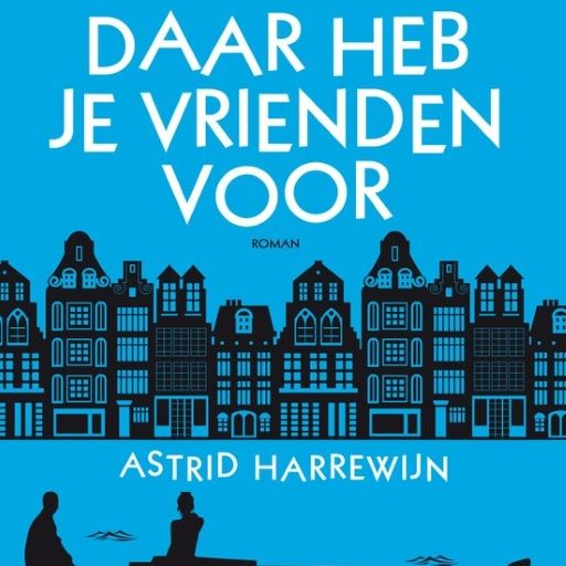 Daar heb je vrienden voor | Astrid Harrewijn: Een humoristische vriendenroman over de grote keuzes in het leven – en hoe verleidelijk het…