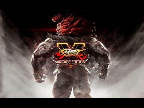Street Fighter V: Arcade Edition - Reveal Trailer - YouTube