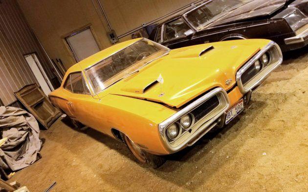 Massive Muscle Car Stash In South Dakota! #Auctions #Mopars - https://barnfinds.com/massive-muscle-car-stash-south-dakota/