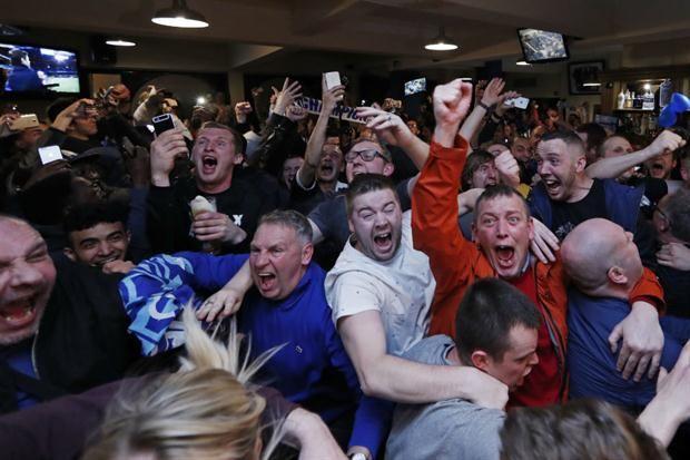 Leicester City FC, win Premier League title, 2015/2016