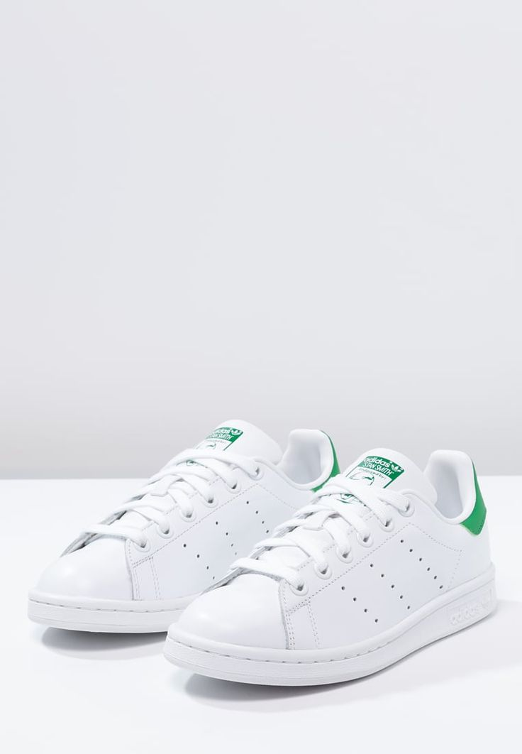 Homme adidas Originals STAN SMITH - Baskets basses - running white/green  blanc…