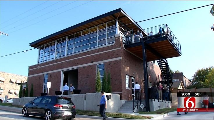 <p>An Oklahoma fire station has been sitting vacant for more than 20 years, but it now has a new look and a new lease on life.</p>