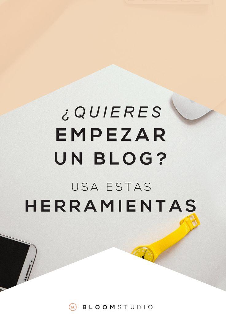 Si estás por empezar un blog personal o para tu empresa, te tenemos algunos consejos y herramientas que te ayudarán a optimizar todo el proceso.