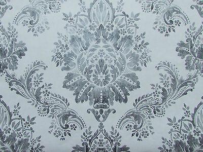 Details zu barock tapete pastell farben ornamente klassik - Tapete lila grau ...