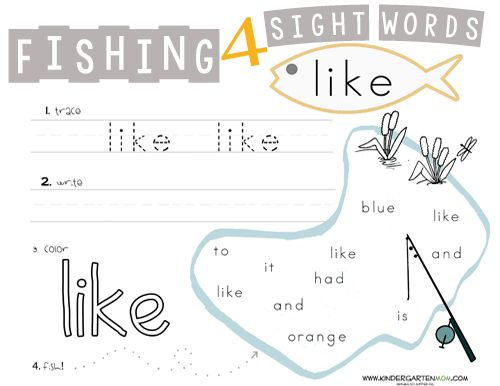 Sight words are generally words that cannot be sounded out phonetically, or have a silent letter. These are words children will simply need to memorize by sight through repetition from reading and …