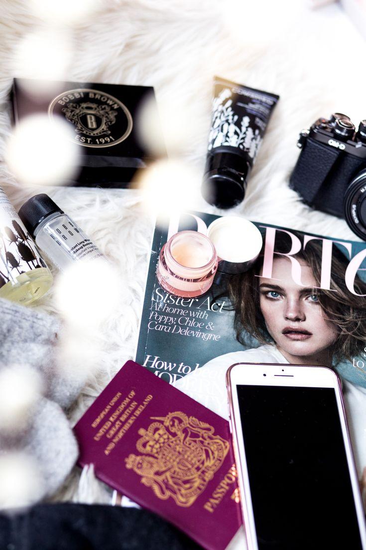 Long Haul Flight Travel Essentials - mediamarmalade   travel tips