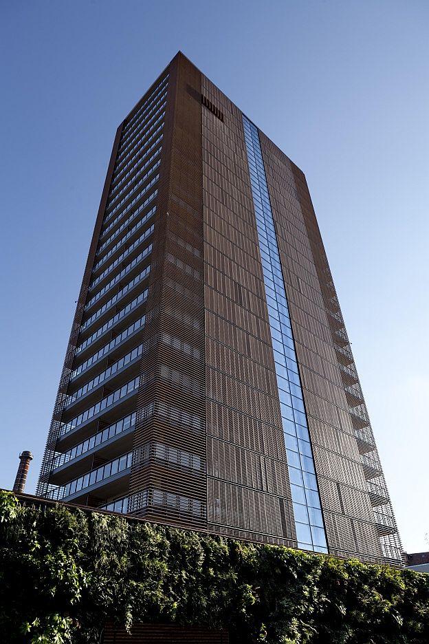 Giax Tower, torre residenziale ecosostenibile di Milano