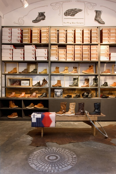 top 19 ideas about red wing shoe stores on pinterest cameras amsterdam and mississippi. Black Bedroom Furniture Sets. Home Design Ideas