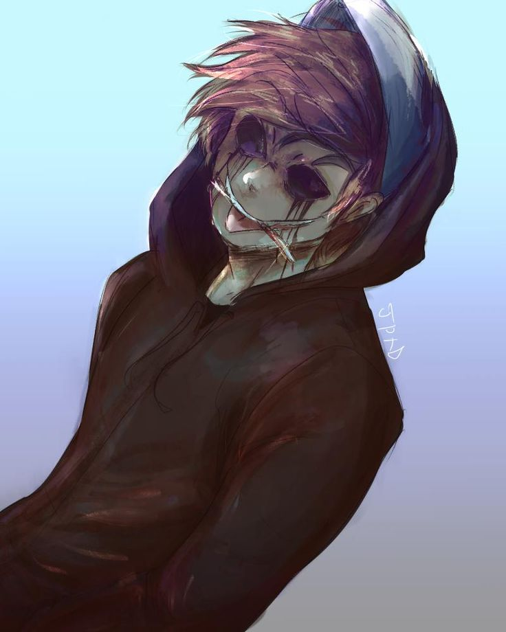 Eyeless jack by jinxpiperxd on deviantart creepypasta
