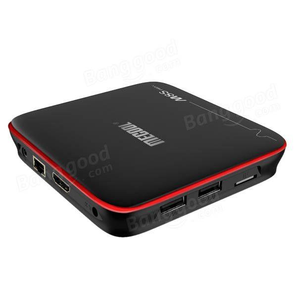 Mecool M8S PRO W S905W 2GB RAM 16GB ROM TV Box Sale - Banggood.com