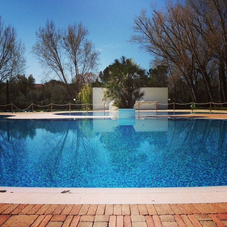 Our swimming pool wants you! :)