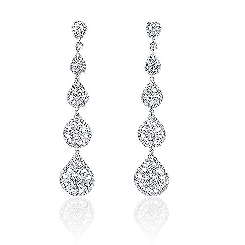 Red Diamond Chandelier Earrings: 90 Best Images About Diamond Chandelier Earrings On