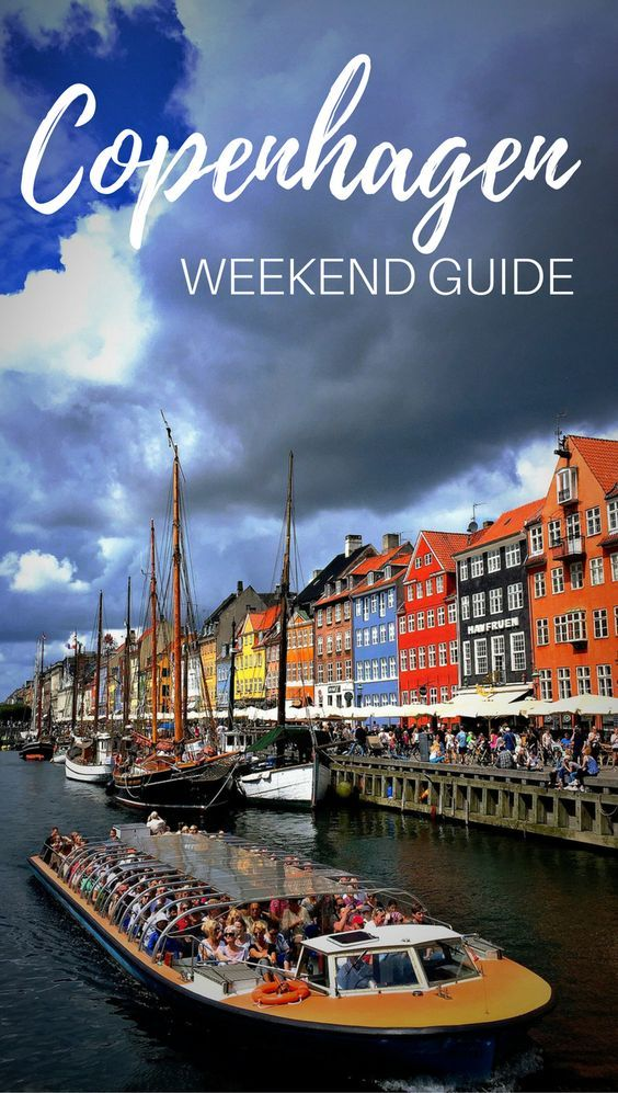 Copenhagen is a beautiful city with so much to offer. Here are the top things to do in Copenhagen on a weekend trip to the city! | travel to Copenhagen | weekend in Copenhagen | things to do in Copenhagen | Denmark | Europe | Copenhagen city guide |