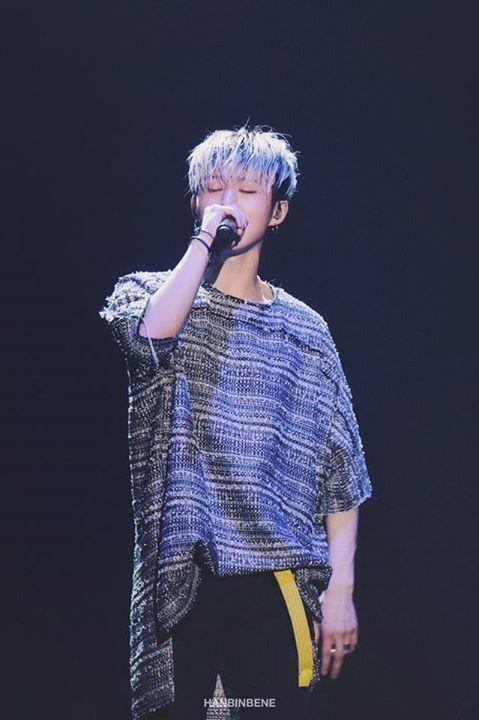 #iKON #Hanbin #B.I