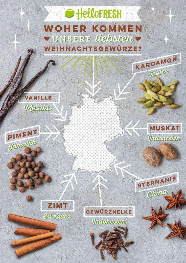 Dufte Weihnachtsgewurze Mit Bildern Weihnachtsgewurz Gewurze Lecker Burger