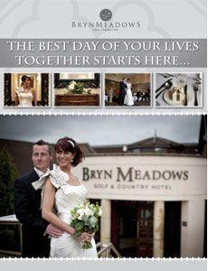 Wedding Venues South Wales Bryn Meadows Hotel And Spa