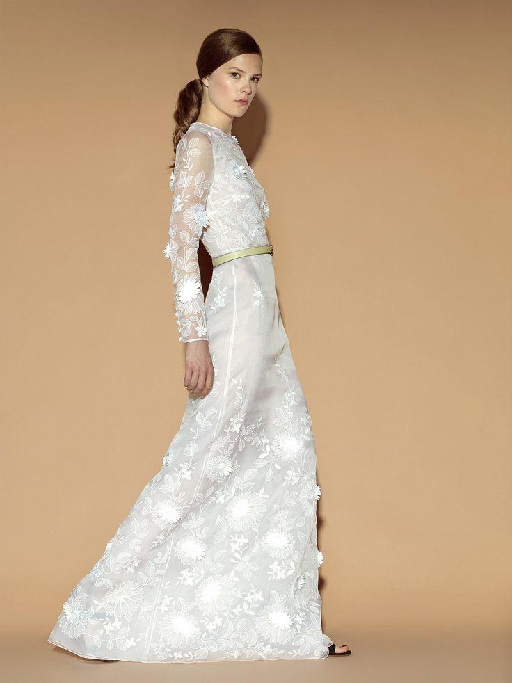 50 Beautiful Long-Sleeved Wedding Dresses