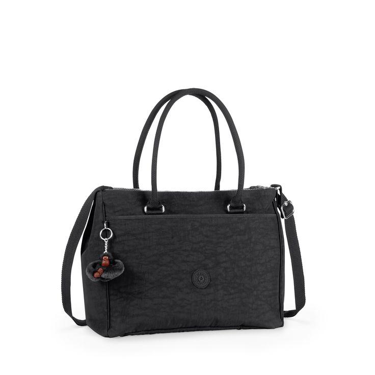 kipling halia black 1001 · Black Shoulder BagShoulder StrapsKipling BagsPink  ...