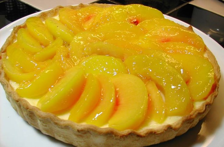 This Peach Tart looks and tastes fabulous… and was so easy… I just couldn't believe it.   The Amaretto flavor is very light… adds a terrifi...
