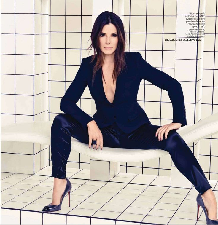 sandra bullock sexy look - photo #15