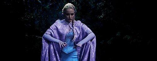 """Em """"Once Upon a Time"""": Emma Senhora das Trevas, """"Frozen"""" e outros ..."""