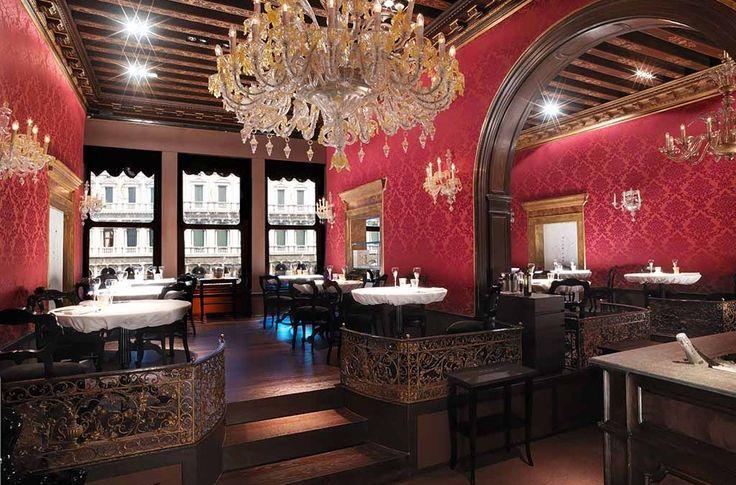 Ristorante Quadri, Venice - perfect for the most romantic wedding dinner in Venice