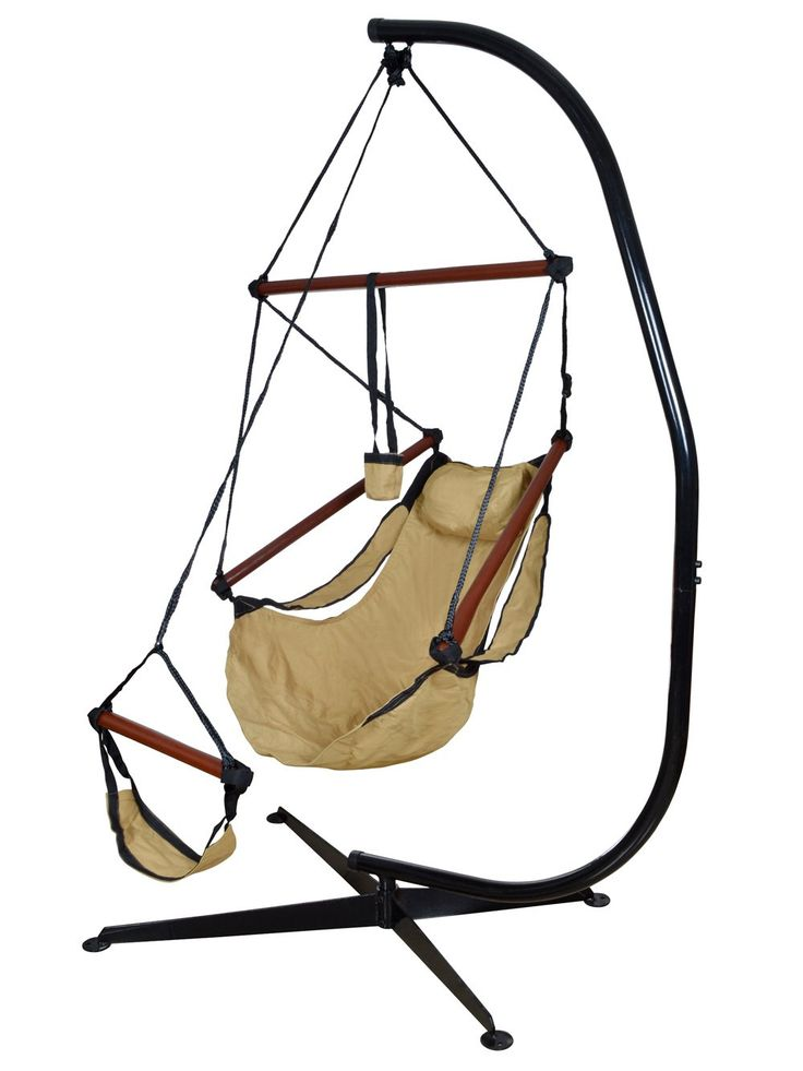 1000 ideas about hammock chair stand on pinterest diy for Homemade hammock chair
