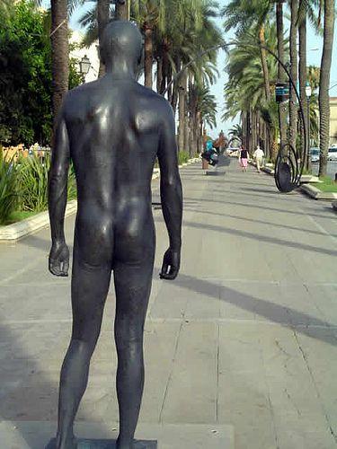 Escultura de Antonio López
