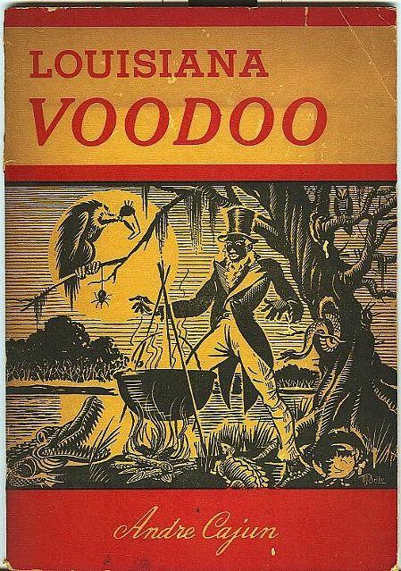 Voodoo stories from Louisiana