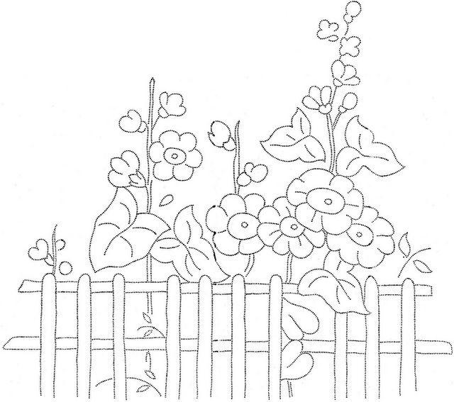 Les 116 meilleures images du tableau dessin à broder fleur