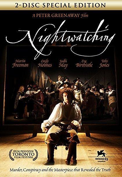 Martin Freeman & Emily Holmes & Peter Greenaway-Nightwatching