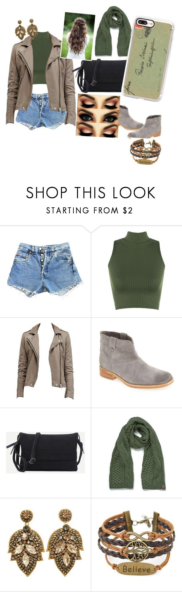 """Cute but easy"" by bobbysause ❤ liked on Polyvore featuring Levi's, WearAll, Johnston & Murphy, Superdry and Casetify"