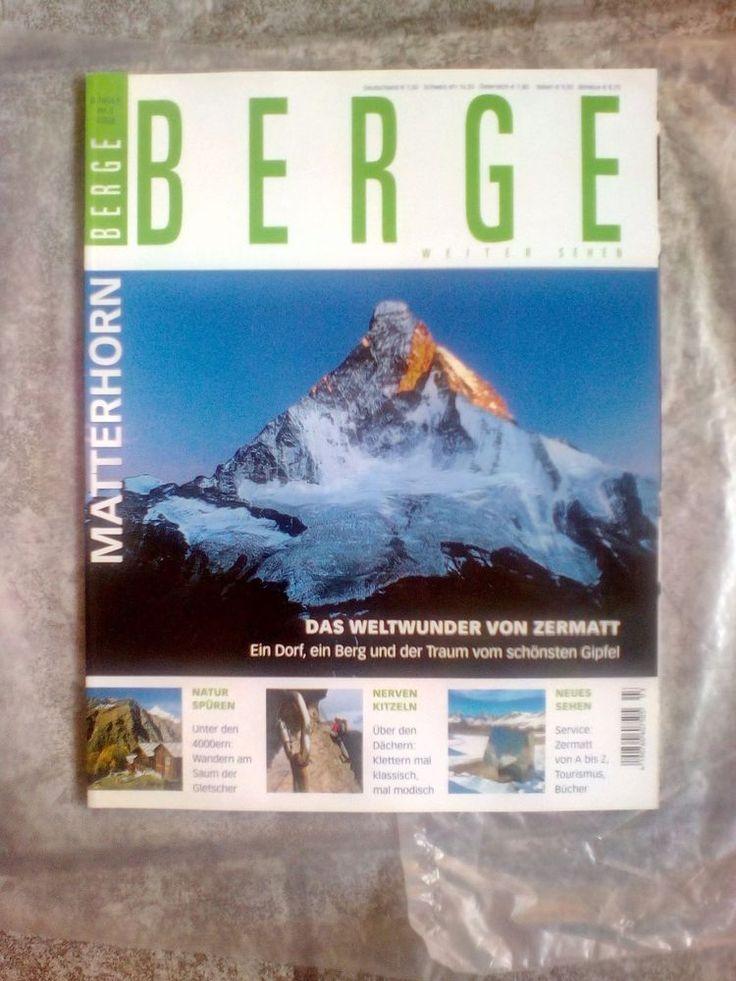 BERGE!WEITER SEHEN!MAGAZIN!Ausgabe:   3/08!NEU!