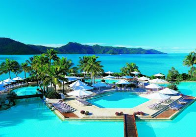 Australia Great Barrier Reef | Hayman Island Resort Great Barrier Reef, Australia