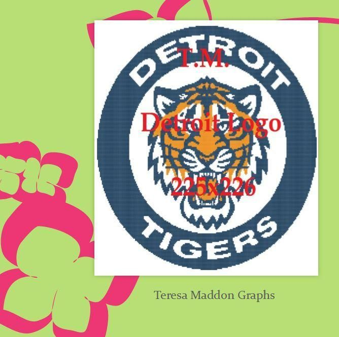 Looking for your next project? You're going to love Detroit Logo 225x226 by designer Teresa Maddon.