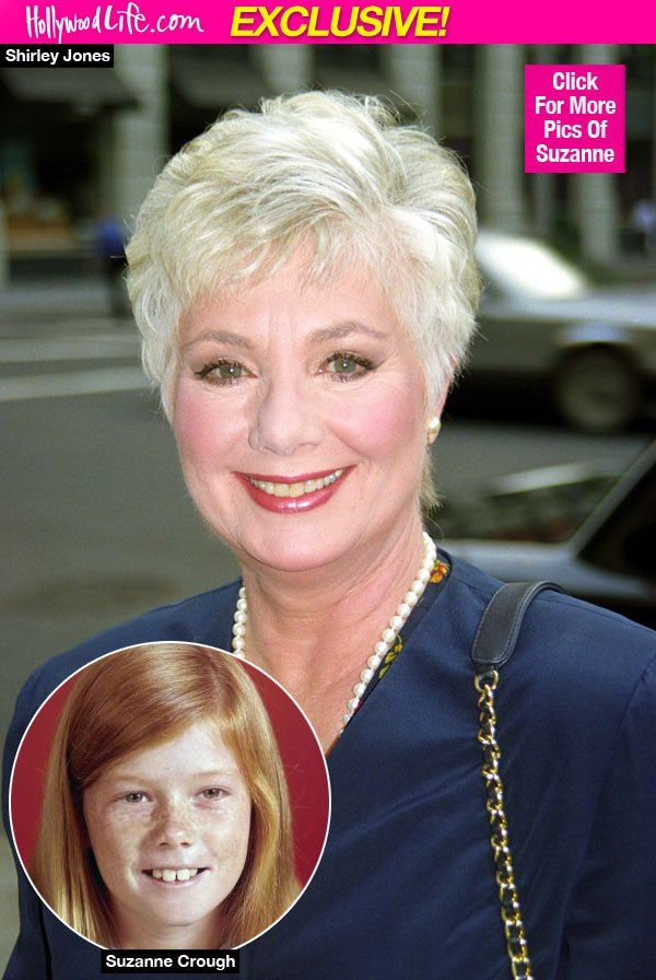 Shirley Jones 'Devastated' Over Suzanne Crough's Passing — ExclusiveStatement