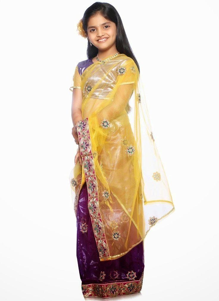 Buy all latest kids Half sarees ,kids salwar kameez,designer kids kurtis online through chennaistore and get Delivered to your Home.